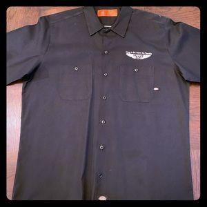 Dickies Button down work shirt